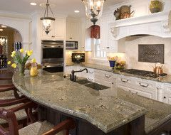 2 Tier Kitchen Island With Sink Google Search Kitchen Layout Traditional Kitchen Design Kitchen Remodel