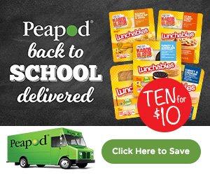 Photo of Économisez gros sur les déjeuners sur Peapod.com #LunchablesAtPeapod #ad