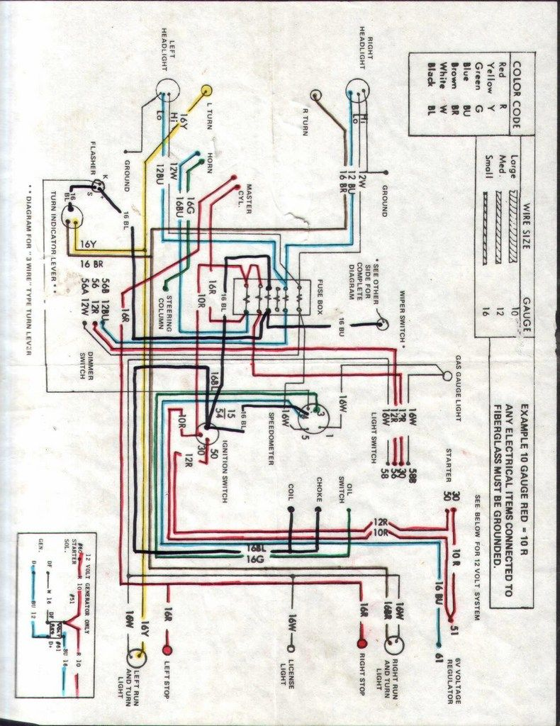 Razor Scooter Wiring Diagram