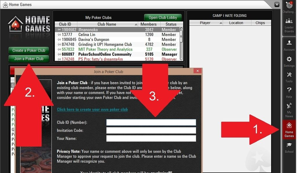 Community Home Game Poker rules, Poker, Games