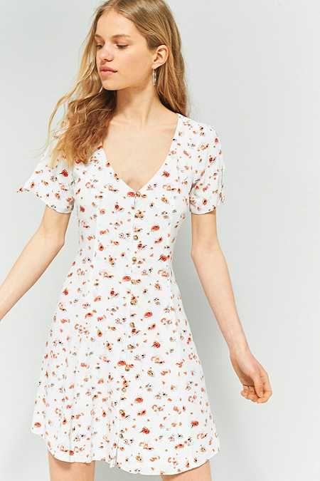 Pins And Needles Clothing Custom Pins & Needles Sally Sue Floral Dress  Summer  Pinterest  Sally Design Ideas