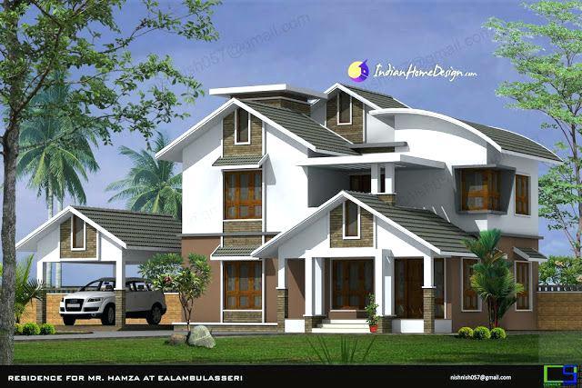 Kerala Residence Car Porch Designs Google Search Kerala House