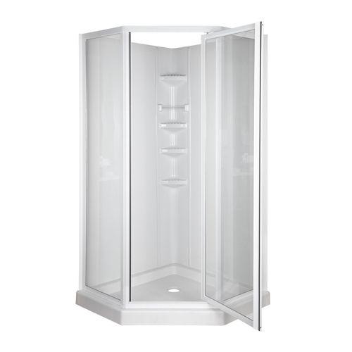 Lowes Corner Shower Unit Corner Shower Corner Shower Kits