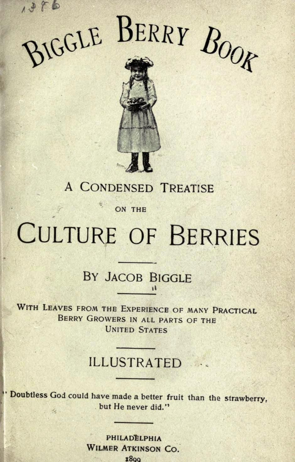 printed matter title page biggles berry book