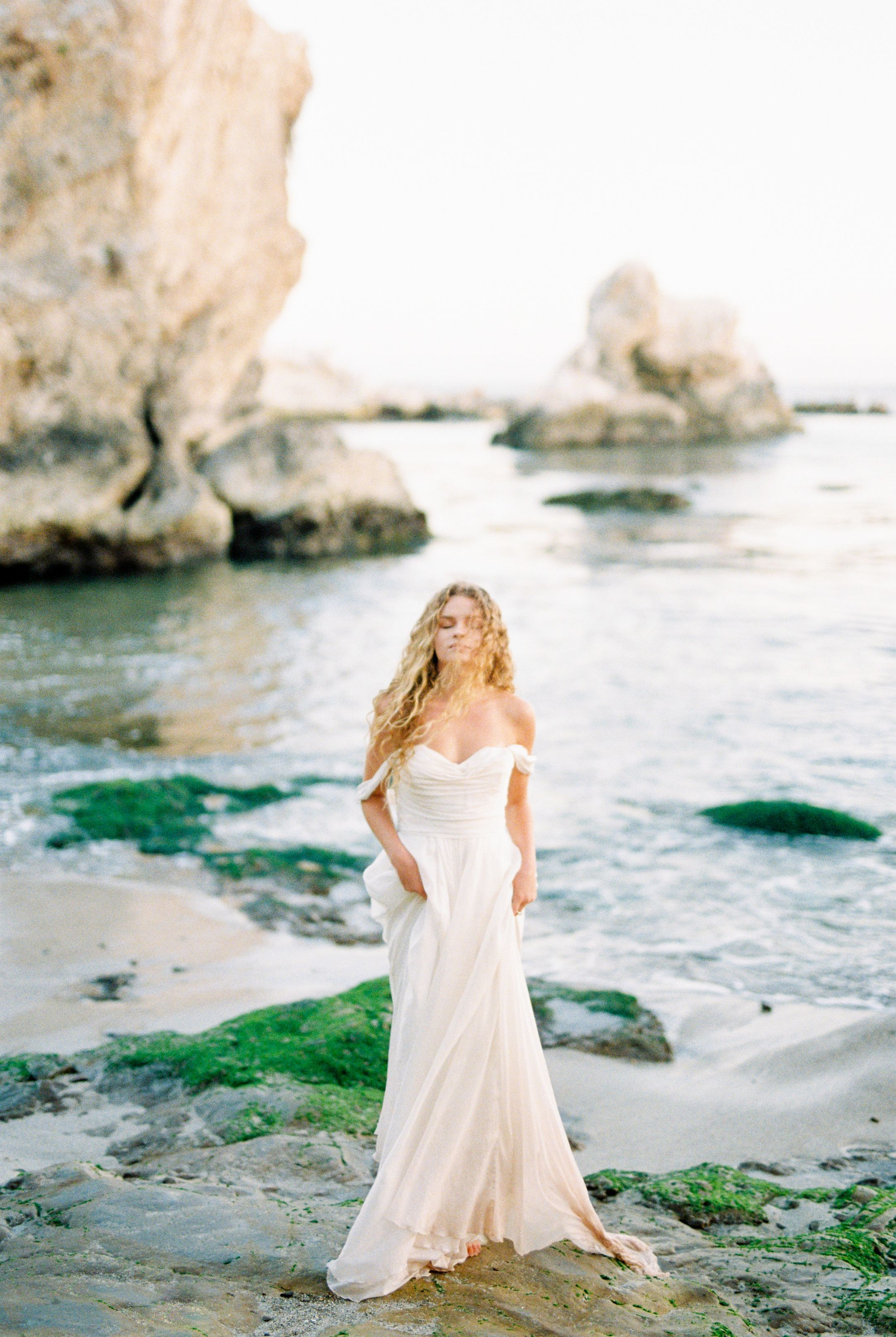 Santa Barbara California Wedding Photography Fine Art Film Mason Neufeld