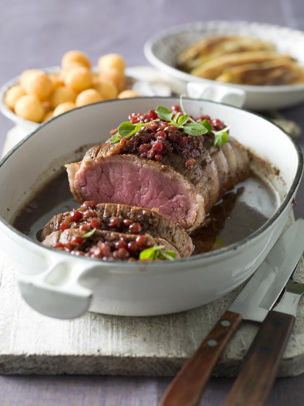 Roti De Sanglier Au Vin Rouge : sanglier, rouge, Rôti, Sanglier, Airelles