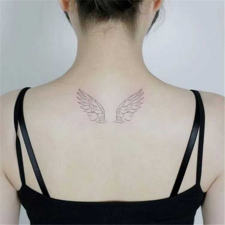 40 Stunning And Fantastic Angel Wings Designs You Must Try Page