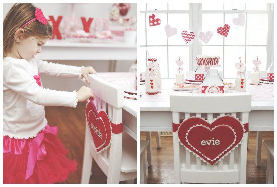 SmashCake & Co.Tutorial:: How to make Valentine Holders.  No sewing required!