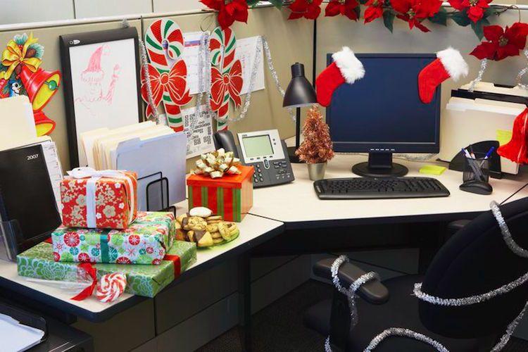 Geschenke fur den schreibtisch - Weihnachtsdeko furs buro ...