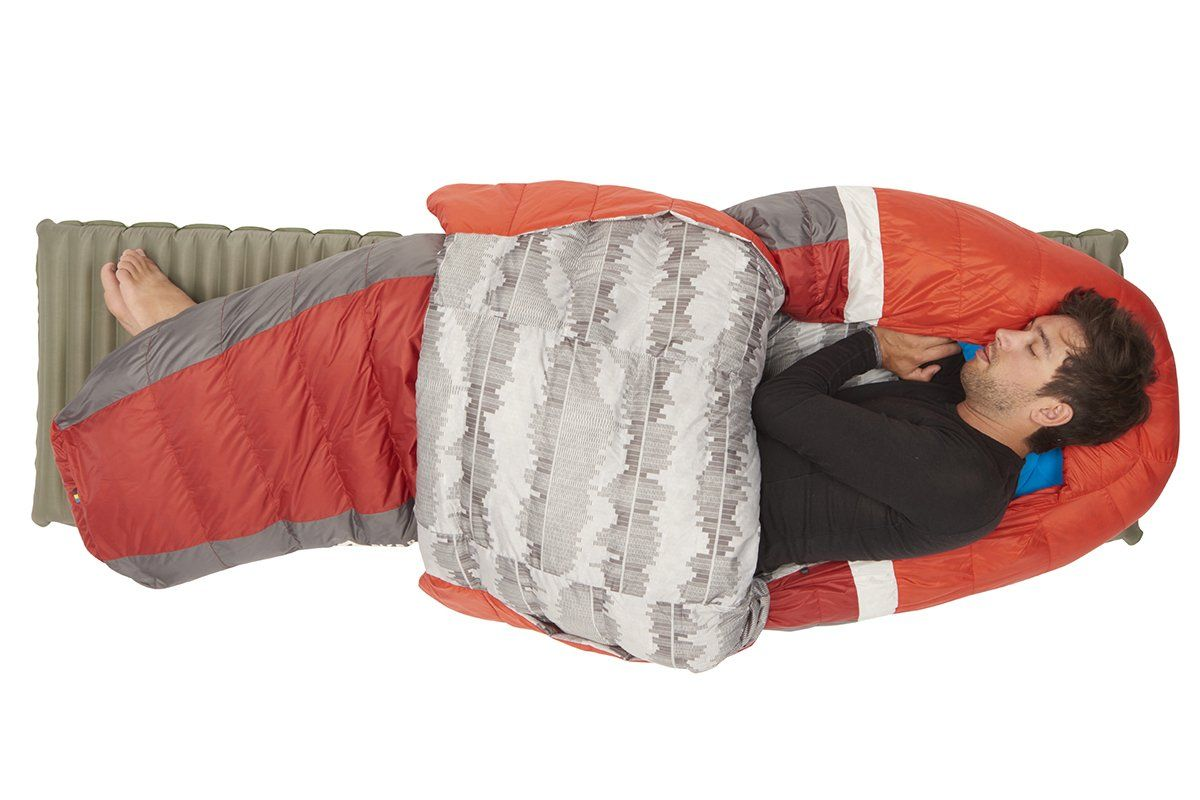 Sierra Designs Backcountry Bed 700 Long To View Further For