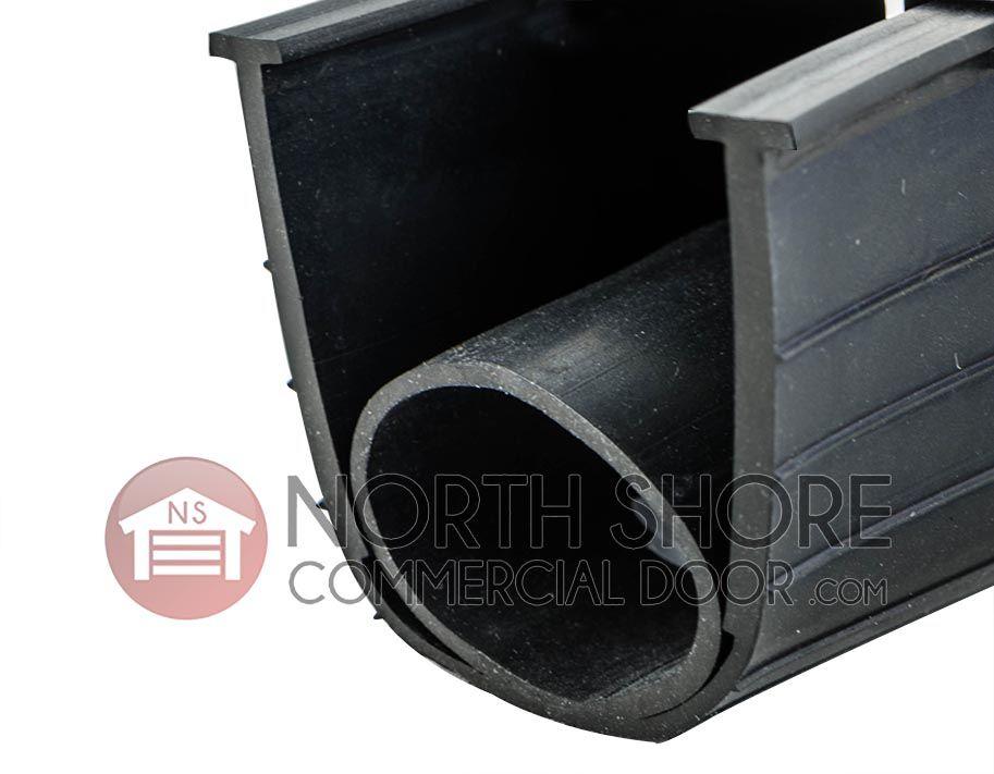 Ultra Rubber Garage Door Bottom Weather Seal Replacement Kit Garage Doors Weather Seal Garage Door Seal