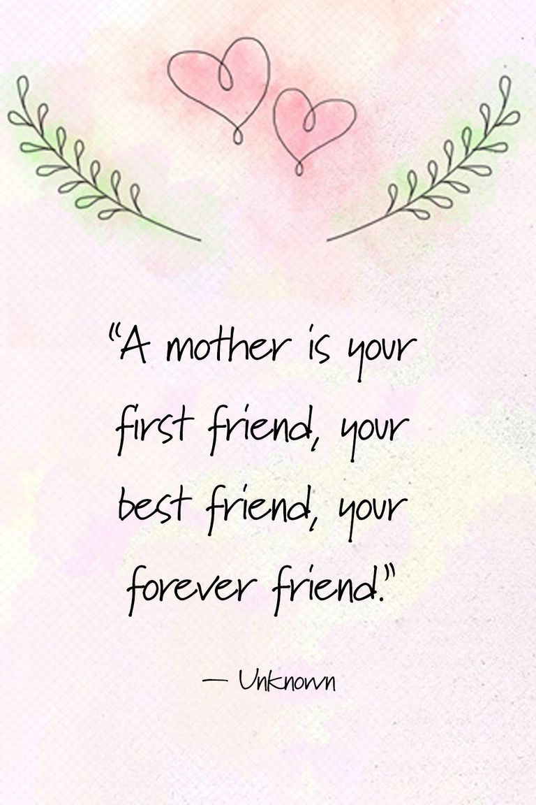 Send These 38 Mother's Day Quotes to Your Mom ASAP | For my