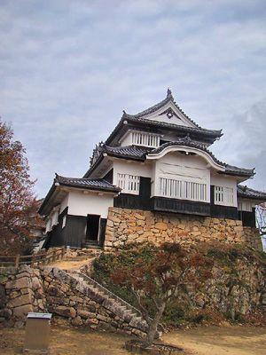 Bitchu-Matsuyama Castle.