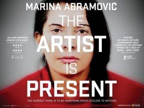 Marina Abramovic The Artist Is Present Trailer On Dvd And Vod Now Marina Abramovic Performance Art Artist