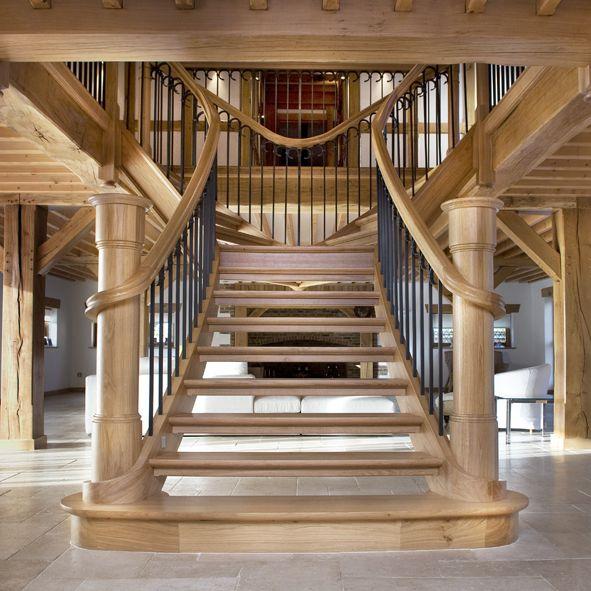 T - holz treppe design atmos studio
