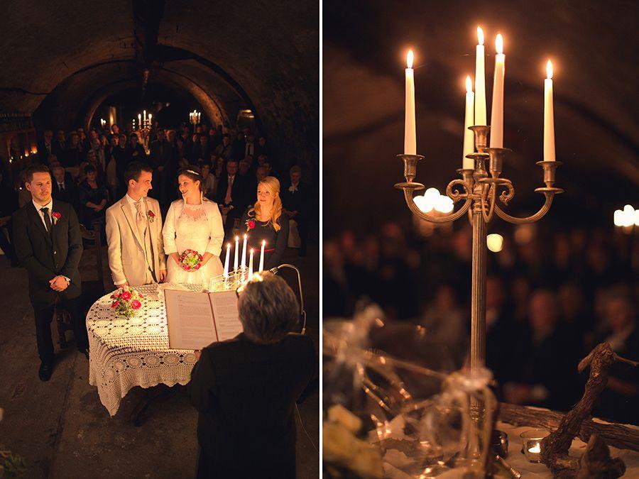 Hochzeit im Winter-Wonderland