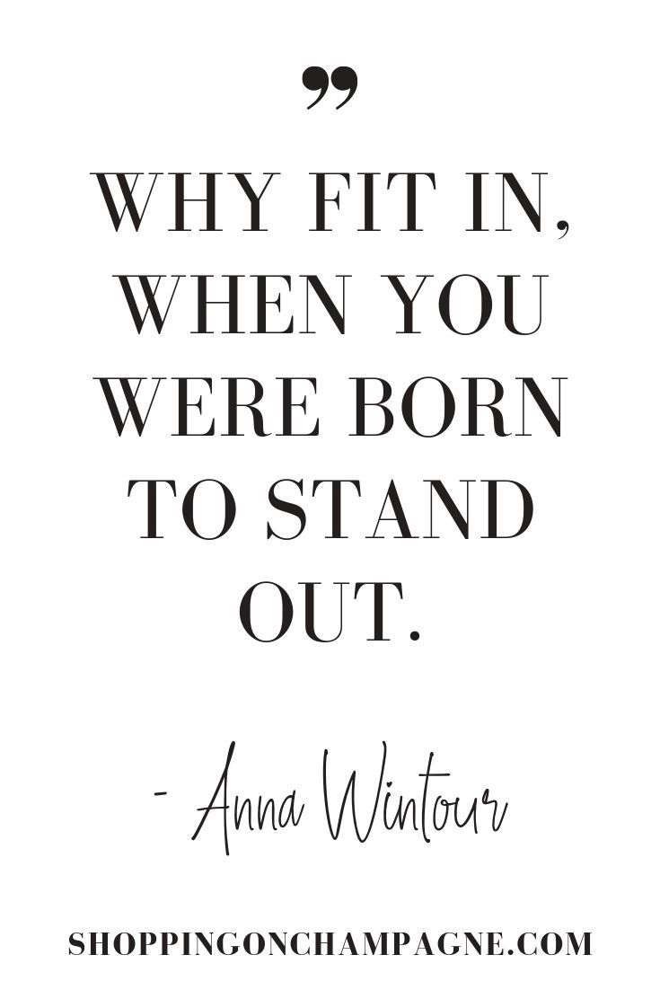 Fashion Quote by Iman