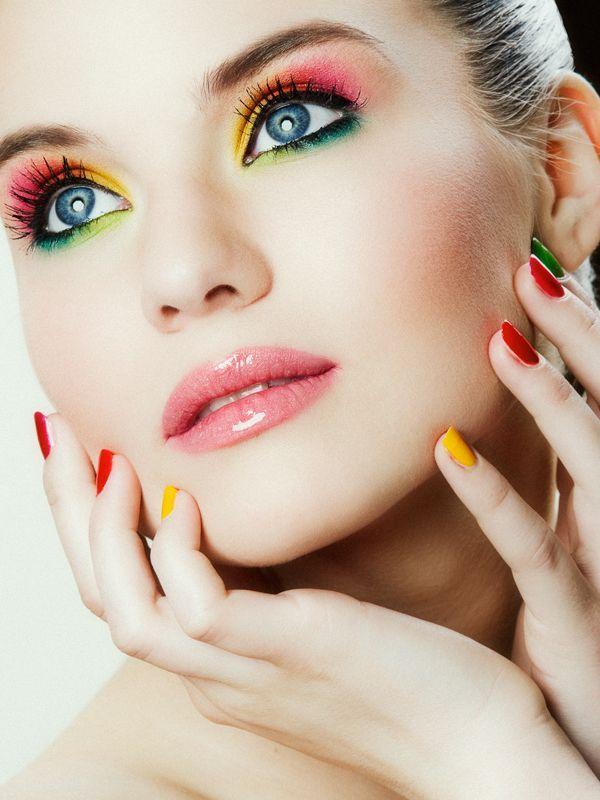 nail makeup - Google Search | Nail makeup | Pinterest | Makeup ...