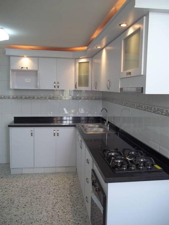 Cocinas Integrales Modernas En Barranquilla De Arteintegrales En