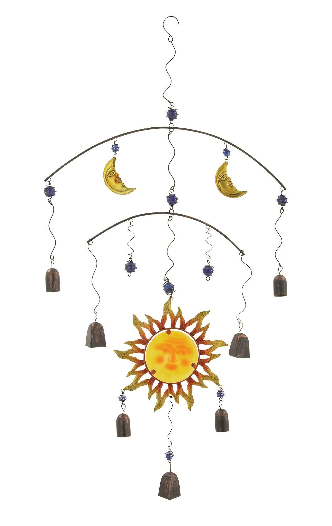 Alluring Metal Glass Wind Chime | mobil | Pinterest | Klangspiel und ...