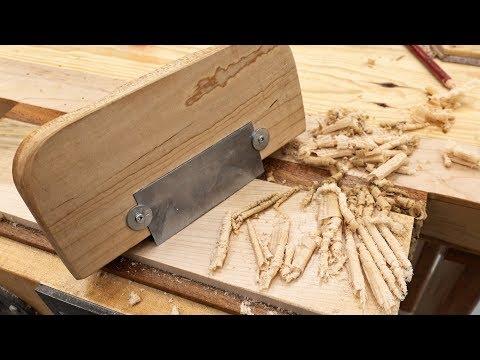 Making A Card Scraper Holder Woodworking Youtube Woodworking Scraper Holder