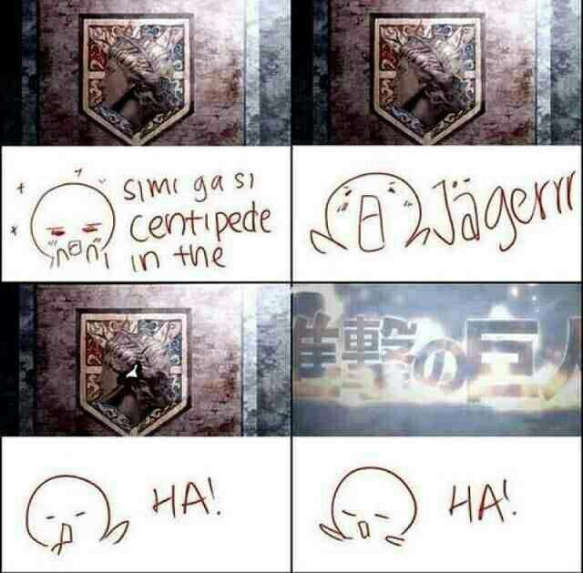 SnK opening lyrics ;D | Attack on titan, Anime funny, Attack on titan funny