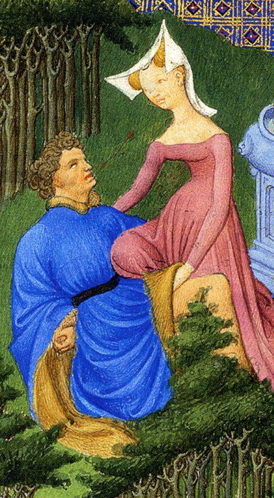 Limbourg brothers.
