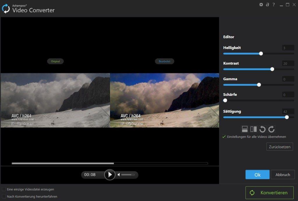 Ashampoo Video Converter Video converter, Video, Converter