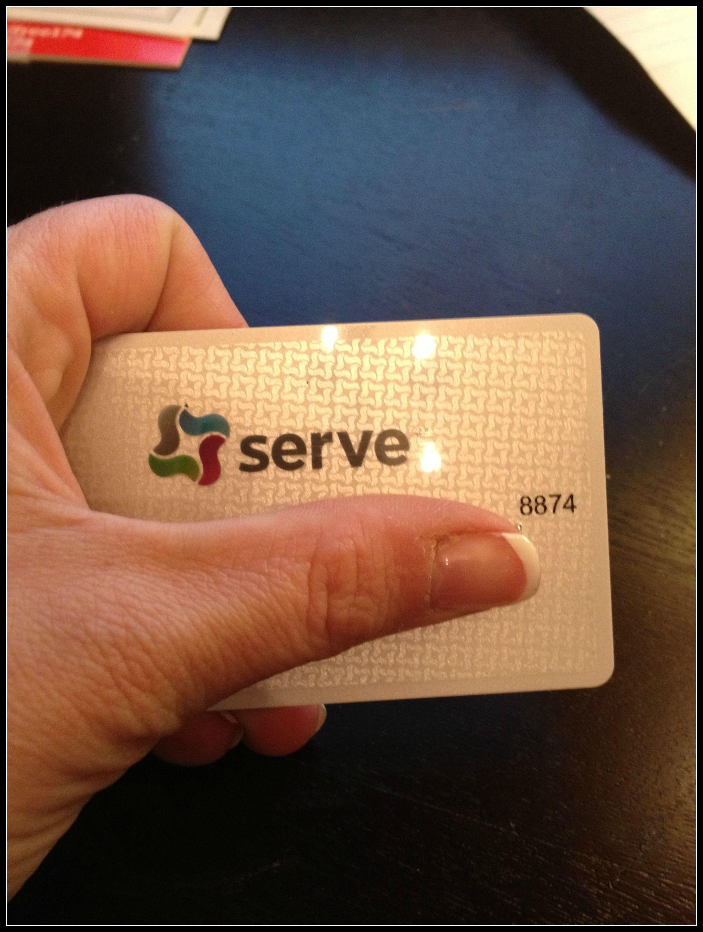 Serve Prepaid Saving ideas, Serve, Saving