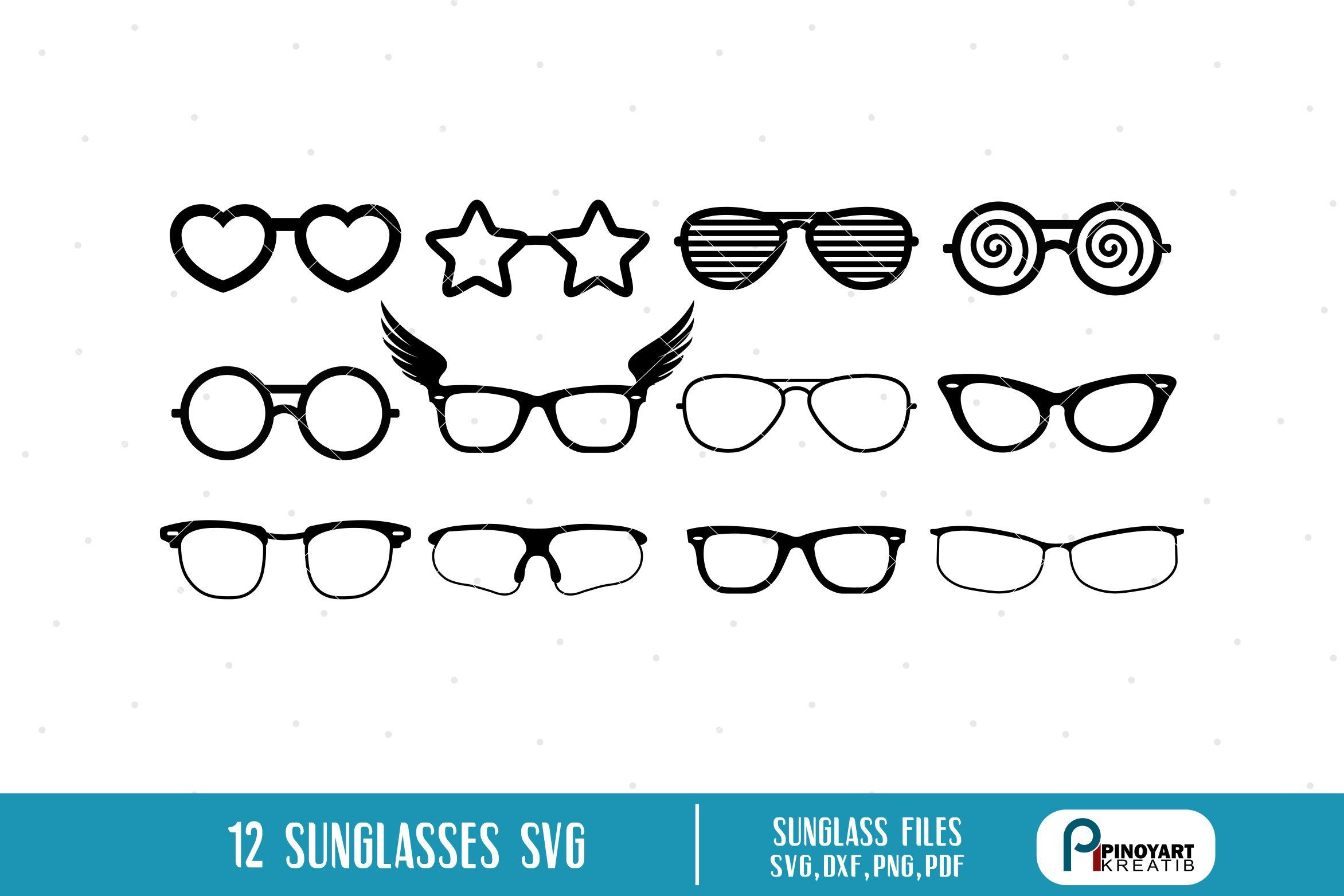 Excited To Share The Latest Addition To My Etsy Shop Eyeglasses Svg Sunglasses Svg Glasses Svg Sunglasses Clip Art Nerdy Glass Svg Clip Art Nerdy Glasses
