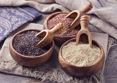 Rezepte mit Quinoa