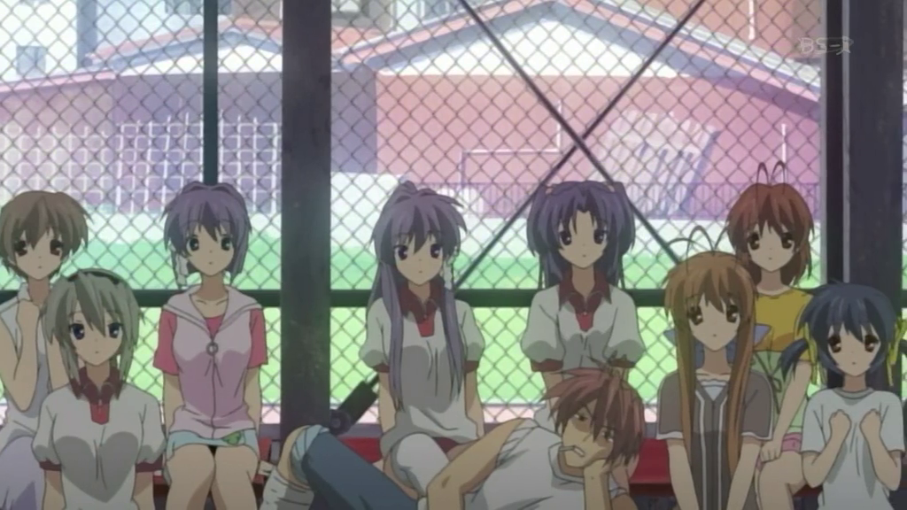 Anime Review Clannad Clannad After Story Clannad Anime