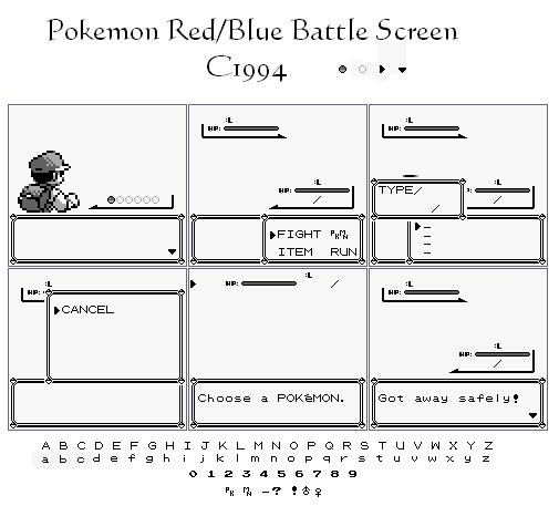 pokemon battle scene template previous sheet next sheet random