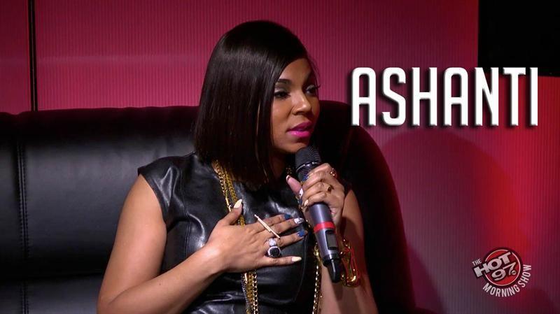 Video: Ashanti talks Irv Gotti saying she is disloyal! - UrbanMediaDaily.com