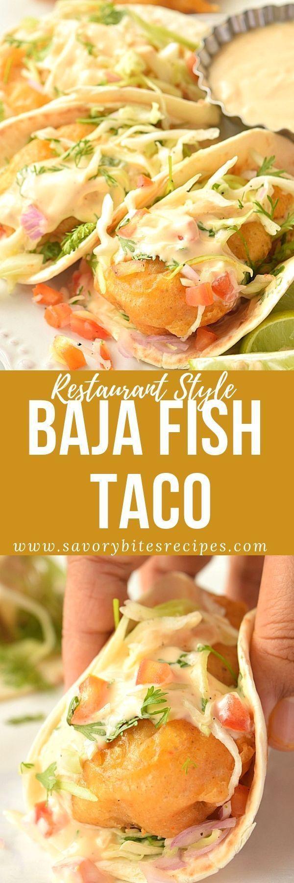 Das ultimative knusprige Baja-Fisch-Taco-Rezept Das ultimative knusprige Baja-Fisch-Taco-Rezept,