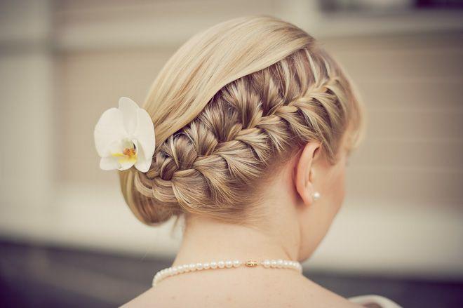 Hääkampaus. Ideas for wedding haircut / hairstyle.