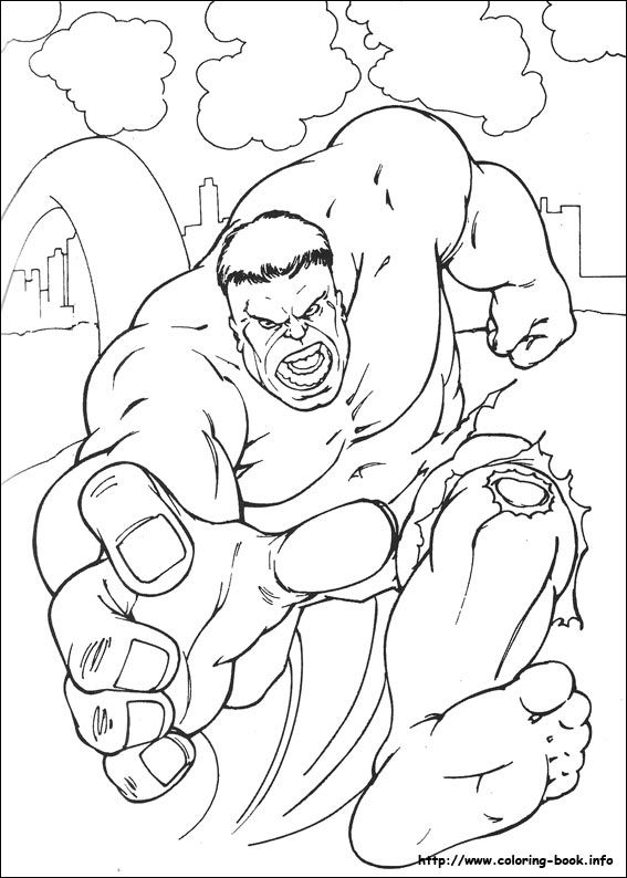 Hulk Coloring Picture Hulk Coloring Pages Coloring Pages Coloring Pictures