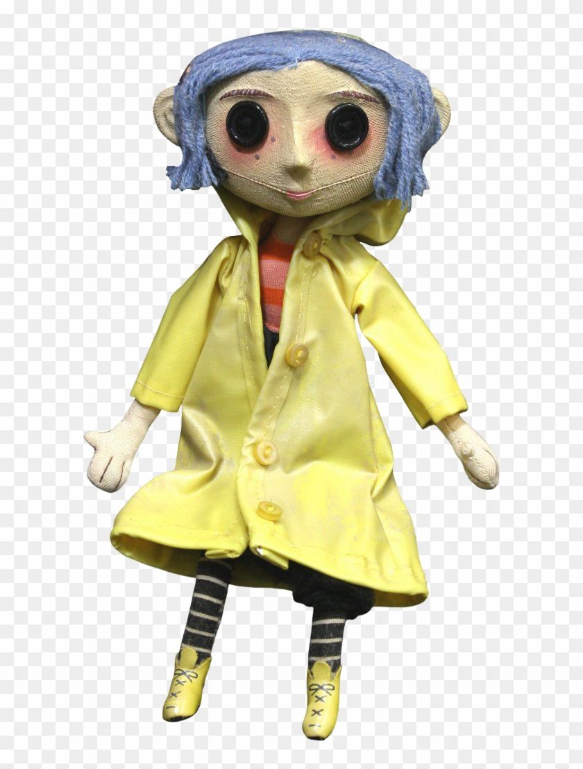 Coraline Spy Doll In 2020 Coraline Doll Coraline Toys Coraline