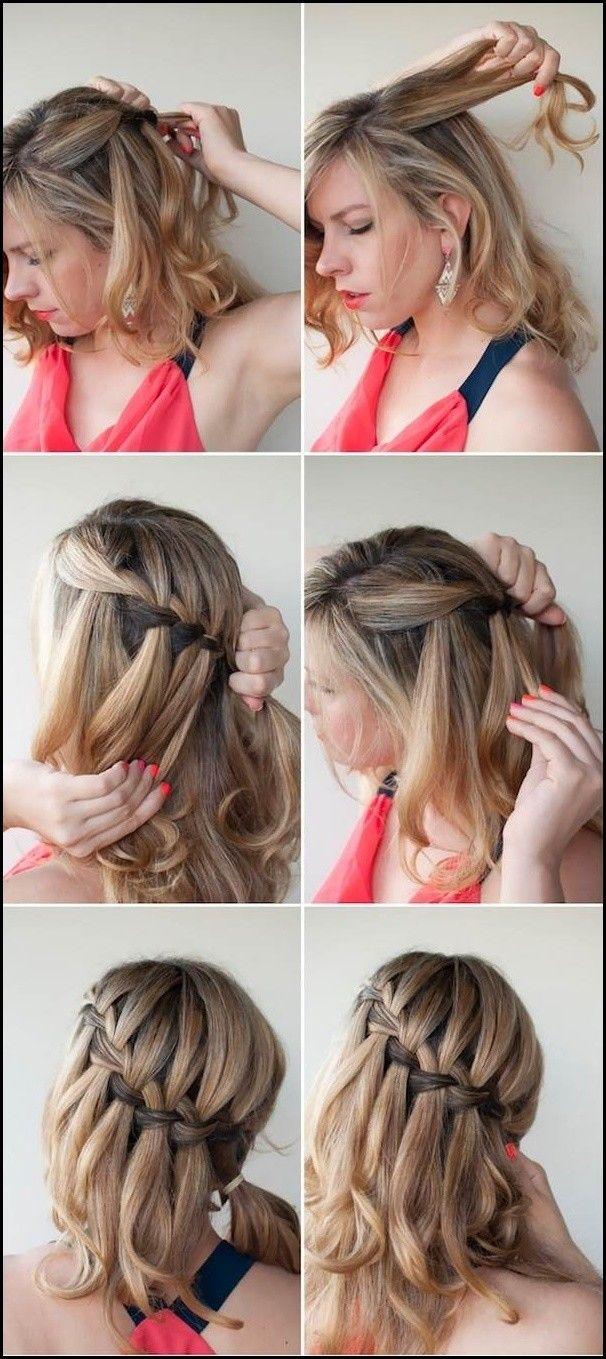 10 einfache stilvolle geflochtene frisuren für lange haare