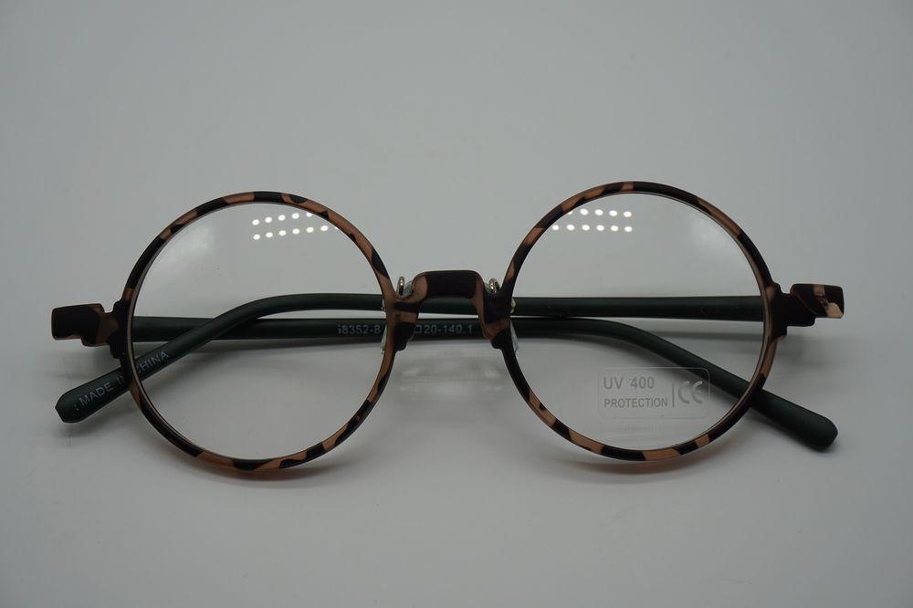 1aac94479c1 bd EYEWEAR New Vintage Retro Women Men Round Eyeglasses Fashion Spectacle  PG4GR  bdEYEWEAR