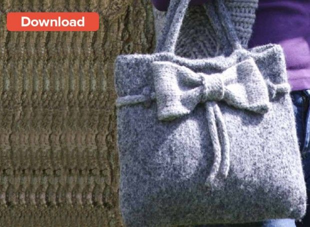 Free Knitting Patterns By Wendy And Twilleys Knitted Bags Free