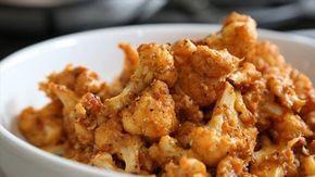 Připravte si chutný květák bez smažení v chutném křupavém těstíčku ze sýra a strouhanky.