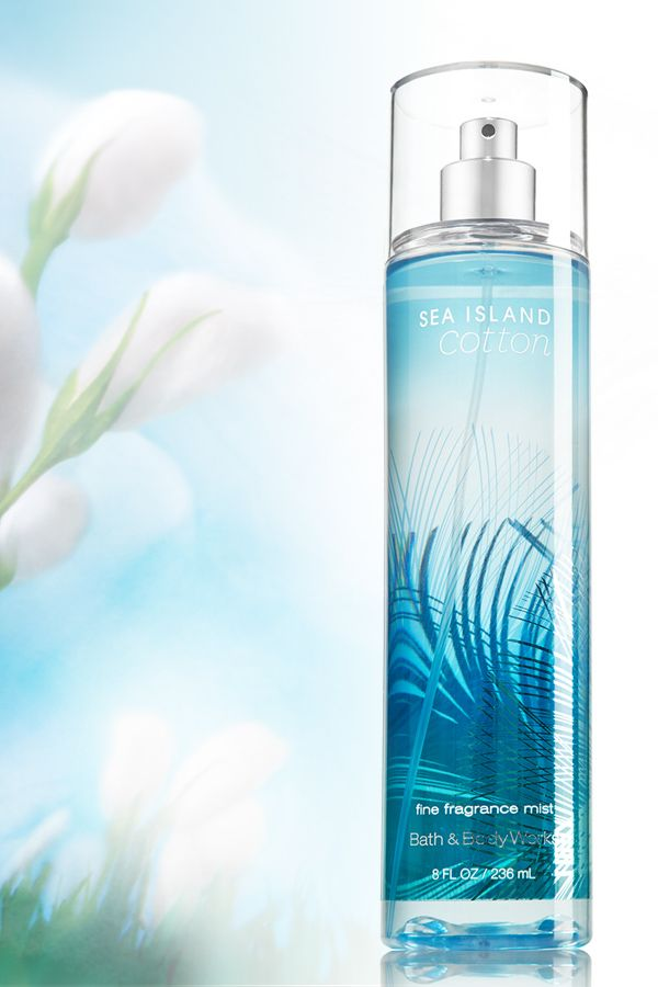 Signature Collection Sea Island Cotton Fine Fragrance Mist Bath