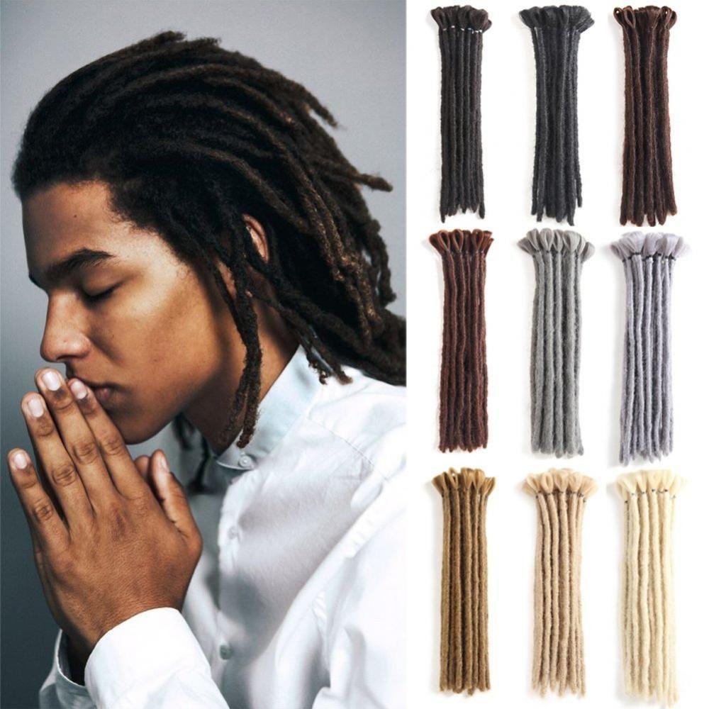 Dreadlock Extensions Crochet Braids Hair From Maya Culture For Men Fashion Reggae Hair Hip Dreadlock Hairstyles For Men Dreadlock Extensions Braided Hairstyles
