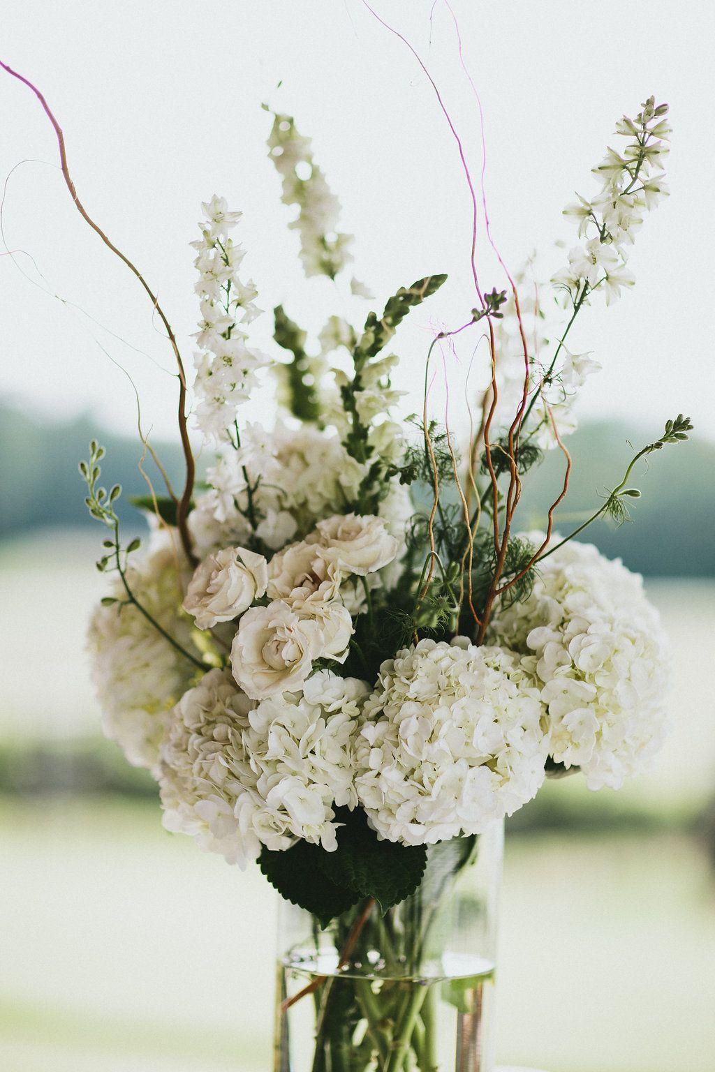 Wedding Beautiful white flowers