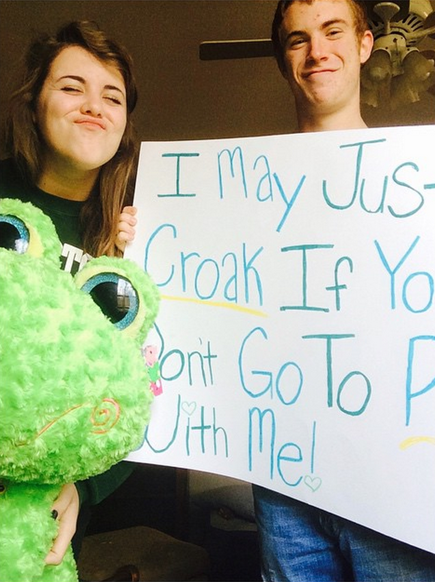 12 Cute Promposal Ideas Cute Ways To Ask Someone To Prom