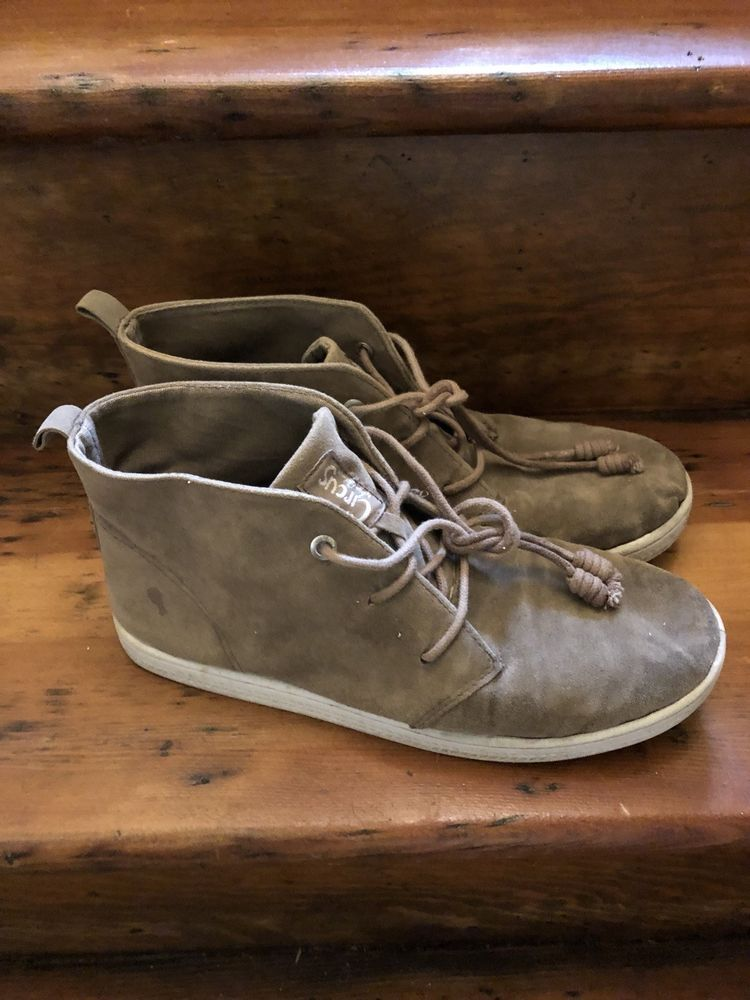 96bb99fc5720e9 Circus By Sam Edelman Soho Womens Boots Putty Size 7 Lace Up Sneaker Style   fashion  clothing  shoes  accessories  womensshoes  boots (ebay link)