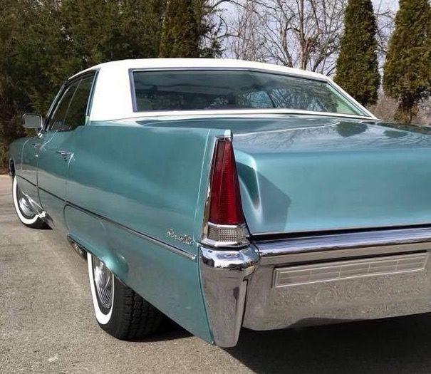 Pin On Cadillac 1969-1970