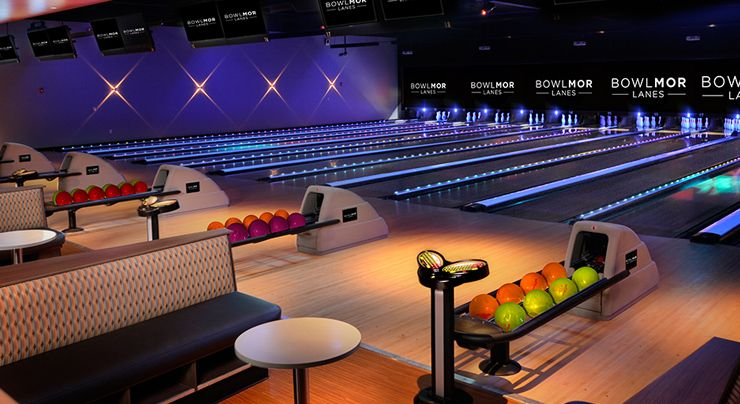 Bowlmor Pasadena Is Becoming Bowlero Pasadena Bowling Center Design Pasadena