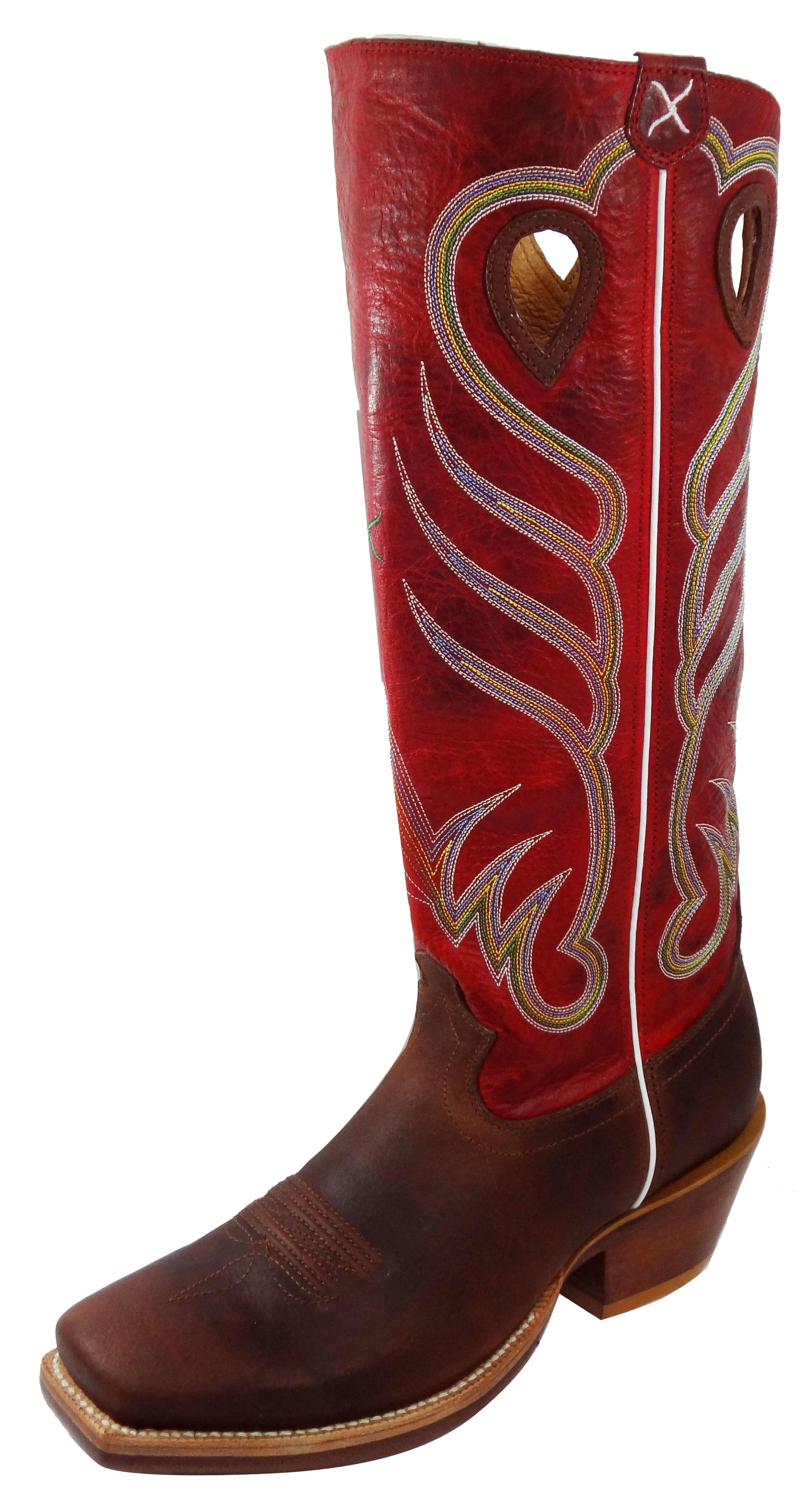 33b42f9d763 Twisted X Boots - Men's Buckaroo 17